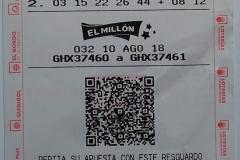 Loterias Barcelona 001-002