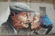 Graffiti Poblenou Barcelona 003-001