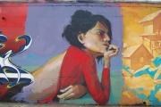Graffiti Poblenou Barcelona 003-002