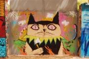 Graffiti Poblenou Barcelona 003-004