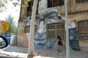 Graffiti Poblenou Barcelona 003-009