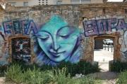 Graffiti Poblenou Barcelona 003-010
