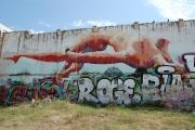 Graffiti Poblenou Barcelona 003-013
