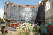 Graffiti Poblenou Barcelona 003-014