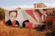 Graffiti Poblenou Barcelona 003-015