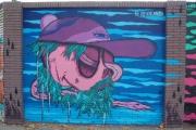 Graffiti Poblenou Barcelona 003-018