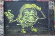 Graffiti Poblenou Barcelona 003-020