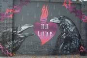 Graffiti Poblenou Barcelona 003-022