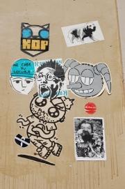 Barcelona wlepki urban street stickers 007-004