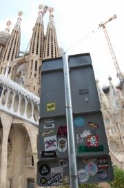 Barcelona wlepki urban street stickers 007-006